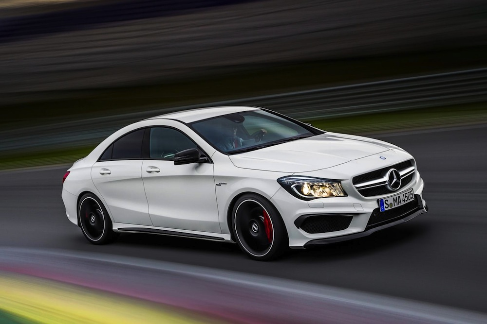 2014 mercedes benz cla 45 amg test drive the news